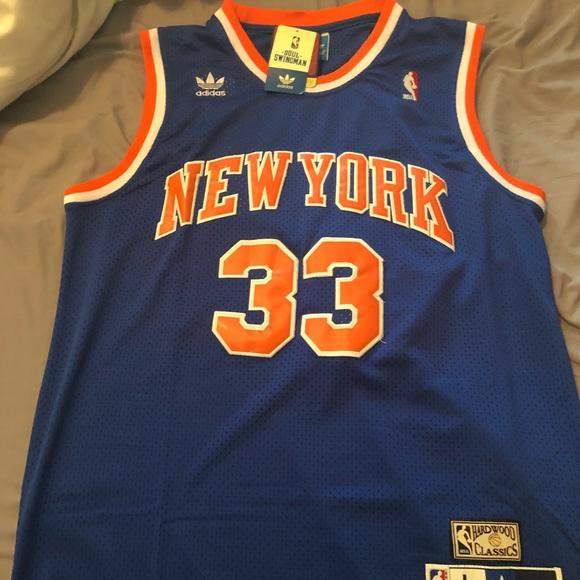 45221960a 💰Sale💰New York Knicks Patrick Ewing jersey